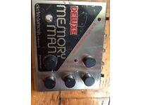Electro Harmonix Memory Man Vintage