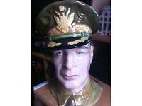 General Douglas MacArthur character jug