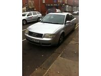 AUDI A6 1.8T CHEEP SPARES OR REPAIR