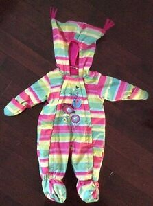 Peluche et Tartine Fall/Spring Suit - like new - size 1 month