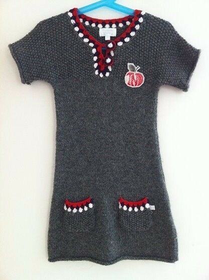 (Danish Brand) Tumble'n'Dry - Girls Dress - Age 4-5yrs (110cms)