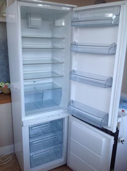 b5864ee71fc7 Ex John Lewis Integrated Fridge/Freezer.   in Alford, Aberdeenshire ...