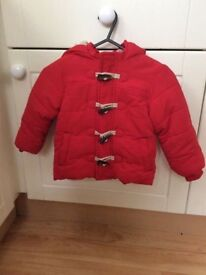 Unisex winter jacket by John Lewis 12-18. New with tags