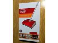 Rechargeable Cordless Lightweight Vacuum Cleaner Floor Sweeper - Never used - Still in box