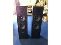 Acoustic Solutions AV8011 Floor Speakers