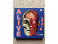 Alive The Ultimate Pop-Up Human Body Book 3D