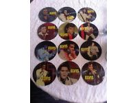 ELVIS FOREVER SINGLES COLLECTION 12 DISCS
