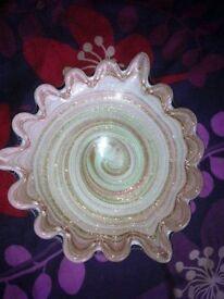Salviati Venetia Glass, ( signed limited edition sculpture )