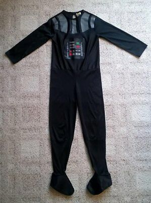 Rubie's Star Wars Darth Vader Black Halloween Costume-Child Kids Boy Size Medium](Darth Vader Costume Kids)