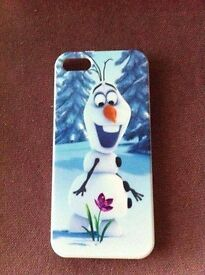 Frozen Olaf iphone 5s case