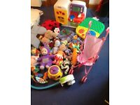 Fisher price, Tiny love, little tikes... bundle. ASAP