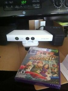 Kinect xbox 360 and adventures games