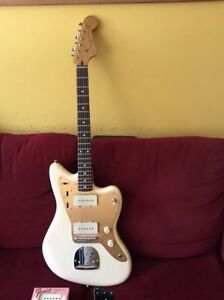 Squier J. Mascis Jazzmaster (plus parts)