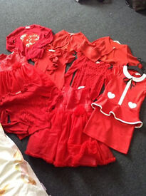 red bundle h&m