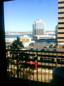 One Bedroom Downtown Halifax Harbour View