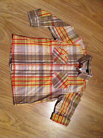 Lovely Boys NEXT Shirt - 3-4 Years - Unused