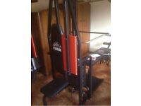 York 2001 multi gym