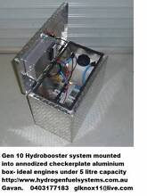 Hydrogen fuel system 4 use -trawlers, boats, Generators Balmoral Brisbane South East Preview