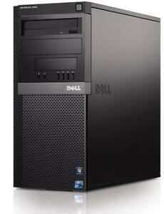 Dell Optiplex 990 tower(Intel i5 2nd Gen Quad Core/6G/320G)$369