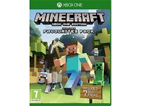 Looking for Minecraft on XBOX ONE