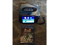 PlayStation Vita 16gb memory