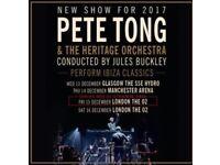 2 tickets for Pete Tong presents Ibiza Classics