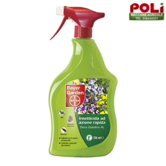 INSETTICIDA REPELLENTE UNIVERSALE SPRAY BAYER DECIS GIARDINO AL 750ML