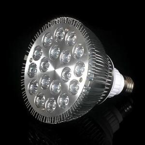 54 watt led pflanzenlicht grow light 4 band voll spektrum. Black Bedroom Furniture Sets. Home Design Ideas