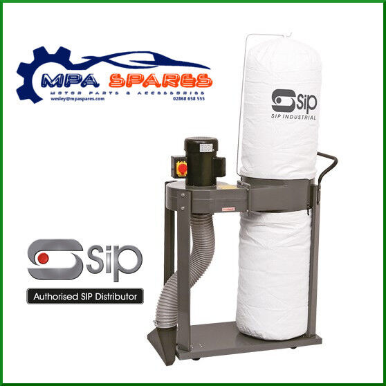 SIP 01952 1HP WORKSHOP DUST COLLECTOR
