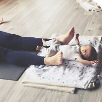 Mom & Baby Yoga at Halifax Yoga