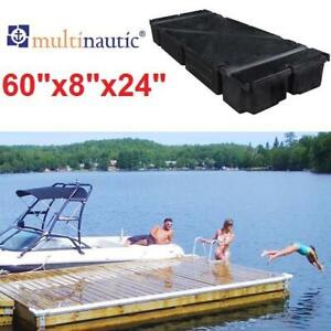 NEW MULTINAUTIC DOCK FLOAT 14007 244622070 24x60x8 HOLLOW