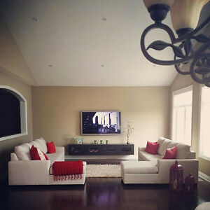 WE MAKE CUSTOM SECTIONALS TO YOUR SPACE-105L