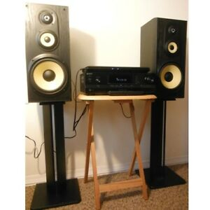 Sony Stereo System with Remote Control, Delivered