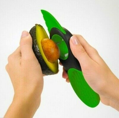 3 IN 1 AVOCADO SLICER CUTTER FRUIT CUTTER FREE SHIPPING FROM USA
