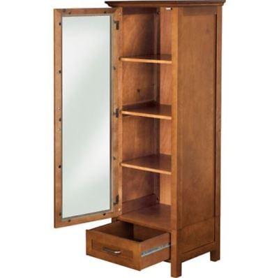 Storage Cabinet Tall Tower Door Drawer Closet Towel Dining Furniture Bathroom Tall Storage Drawer