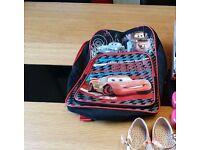 Disney cars rucksack bag