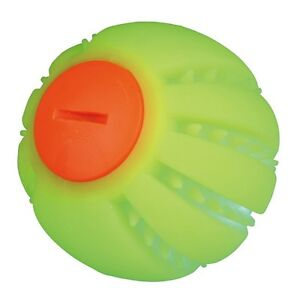 New Trixie Flashing USB Chargeable Light Up Dog Ball Fits My Ball Launcher 33644