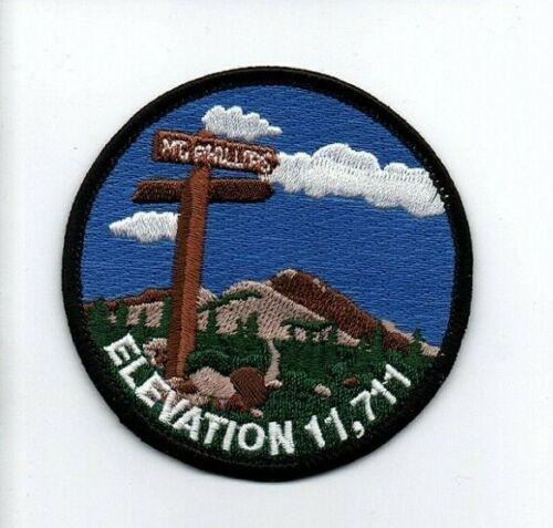 Boy Scout Philmont Mt Philips Patch