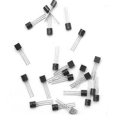 100pcs 2n3904 To-92 Npn General Purpose Transistor