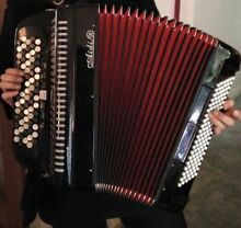 Tuition wanted - chromatic button accordion c style Tighes Hill Newcastle Area Preview