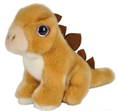 7  Stegosaurus Dinosaur Plush Stuffed Animal Jurassic Soft Baby Dino