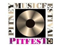 Pitney Music Festival - Bands booking now