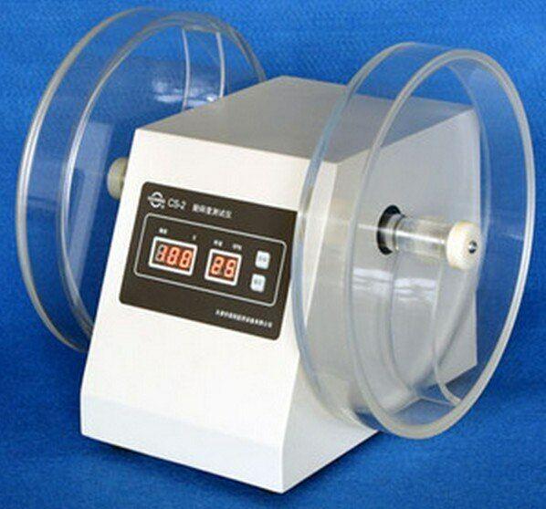 110V 220V Benchtop Tablet Friability Tester Instrument CS-2 Top Quality