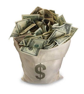ODRA small bag of money - Bag Of Money