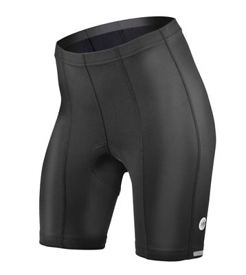 Woman Top Shelf Bike Shorts Padded Cycling Biking Short ()
