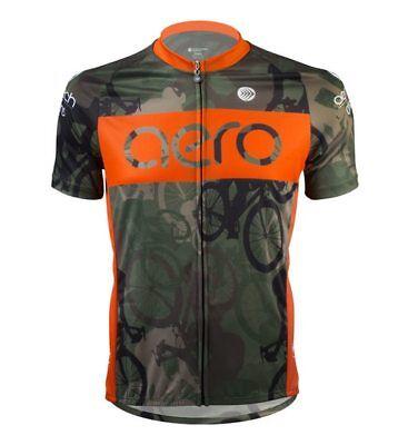 biking woodlands camo cycling bike jersey made
