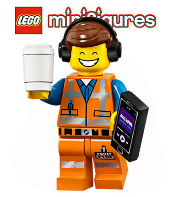 LEGO® Minifigures 71023 THE LEGO® MOVIE 2 Remix-Emmet NO 01