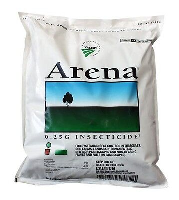 Granular Insecticide - Arena 0.25G Granular Insecticide 30 Lb Systemic Lawns Plants Grubs Chinch Bugs +