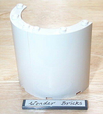 Lego Round Panel 6868 79105 Shop Cylinder Glass Tank Wall