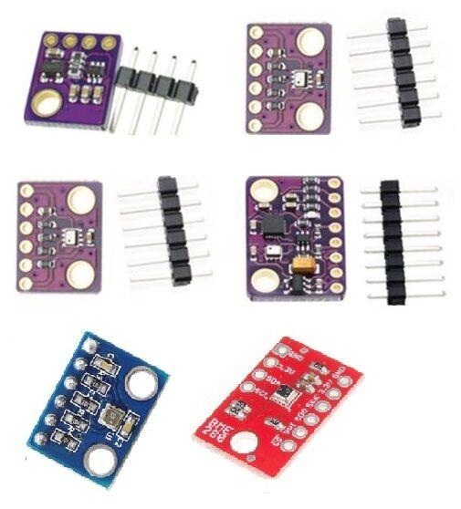 10DOF I2C/SPI MPU9250 BMP280 BME280 Kompass Barom for Arduino Raspberry Pi NEW